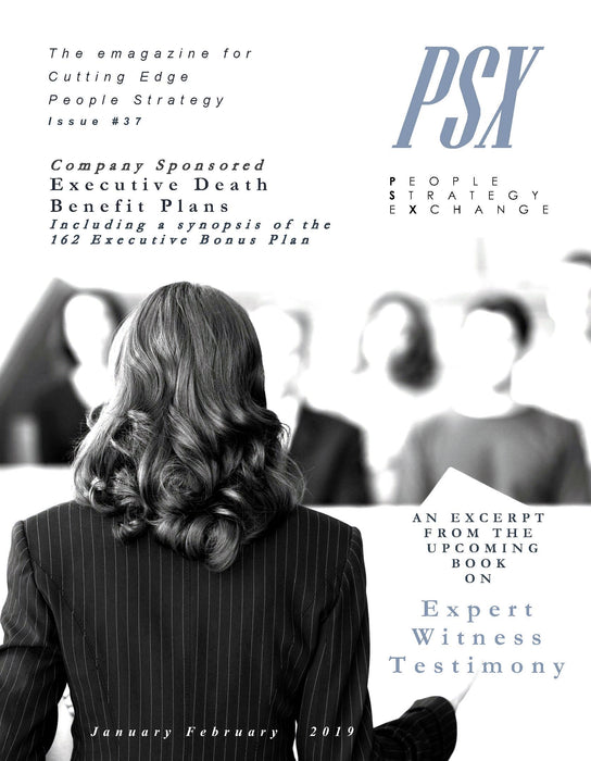 PSX: The Exchange for People Strategy eMagazine – January/February 2019 Issue