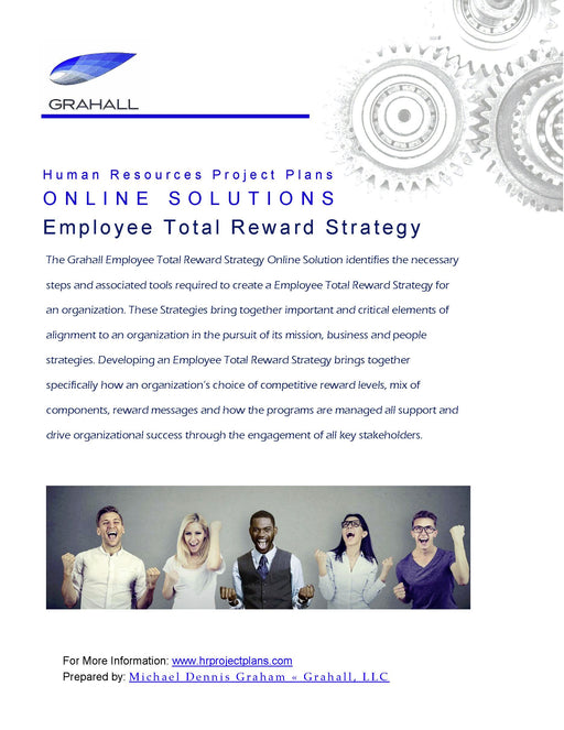 Online Solution for Employee Total Reward Strategy