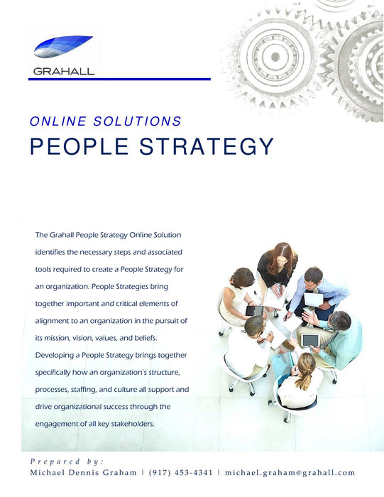 Grahall's People Strategy Online Solution