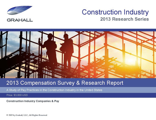 A Study of Pay Practices in the Construction Industry in the United States