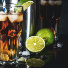 rum and vermouth cocktail