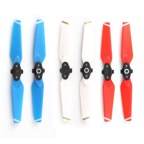 2pcs Propellers for DJI Spark Drone Folding Blade 4730F Props RC Spare Parts drop shipping 0725