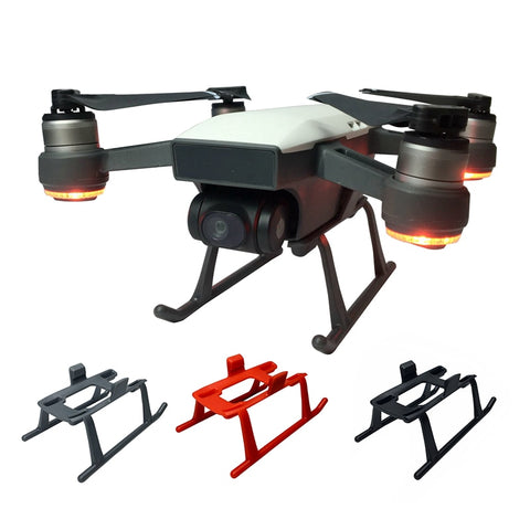DJI Spark Landing Gear Kits 3CM Height Extender Legs for Spark Drone Light Weight Quick Release Feet Protective Parts Protector