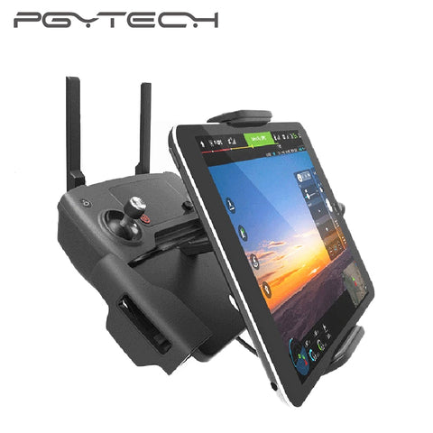 PGYTECH Tablet Mavic 2/Mavic Air/Mavic Pro Controller Holder DJI MAVIC 2 PRO/Zoom DJI Spark Remote Control Monitor Accessory