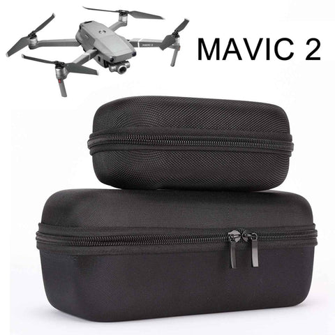 Carrying Case for DJI Mavic 2 Pro Zoom Portable Handbag Carrying Box Storage Bag Drone Remote Controller Portable Case Protector