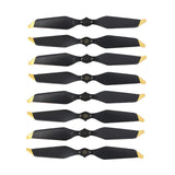 8 Pieces Replacement 8331 Low Noise Propeller for DJI MAVIC PRO Platinum Drone Spare Parts Props Folding Blade Accessory Wing