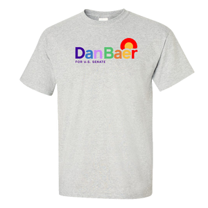 Dan Baer For Colorado Pride T-Shirt