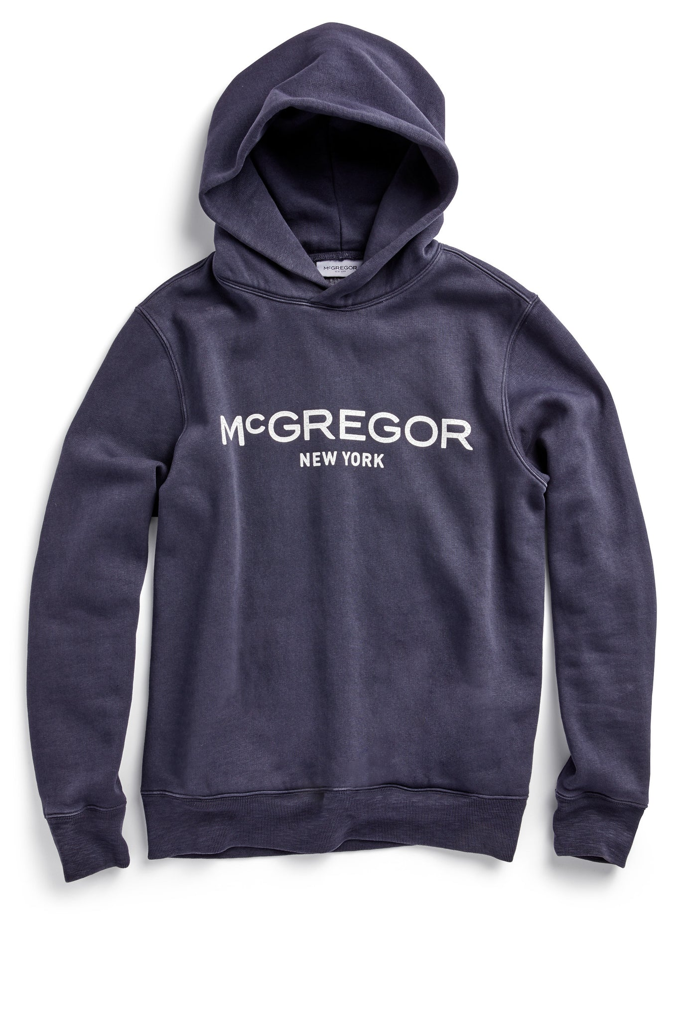 Hoodie with McGregor Artwork
