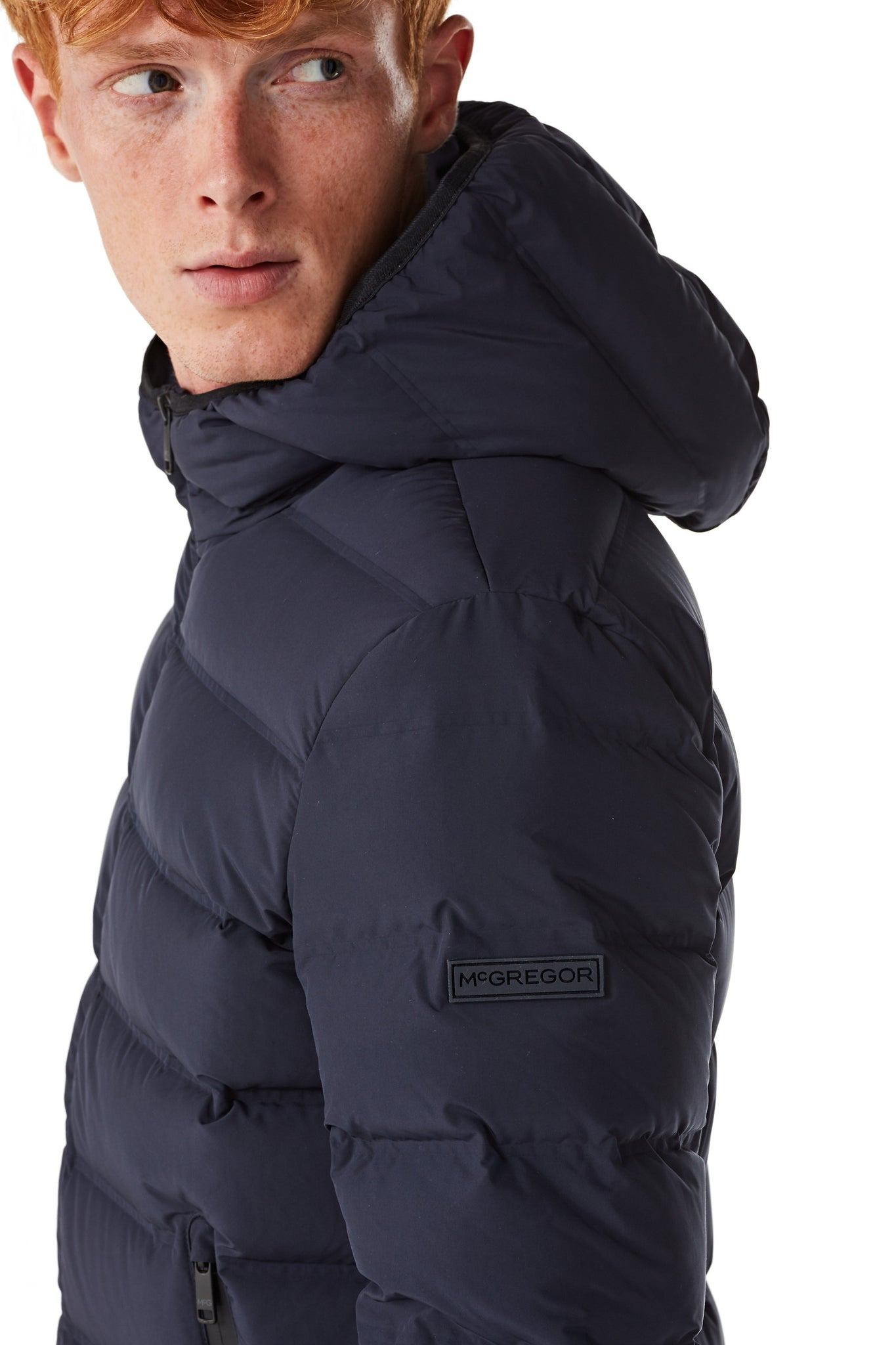 Bonded Puffer Jacket