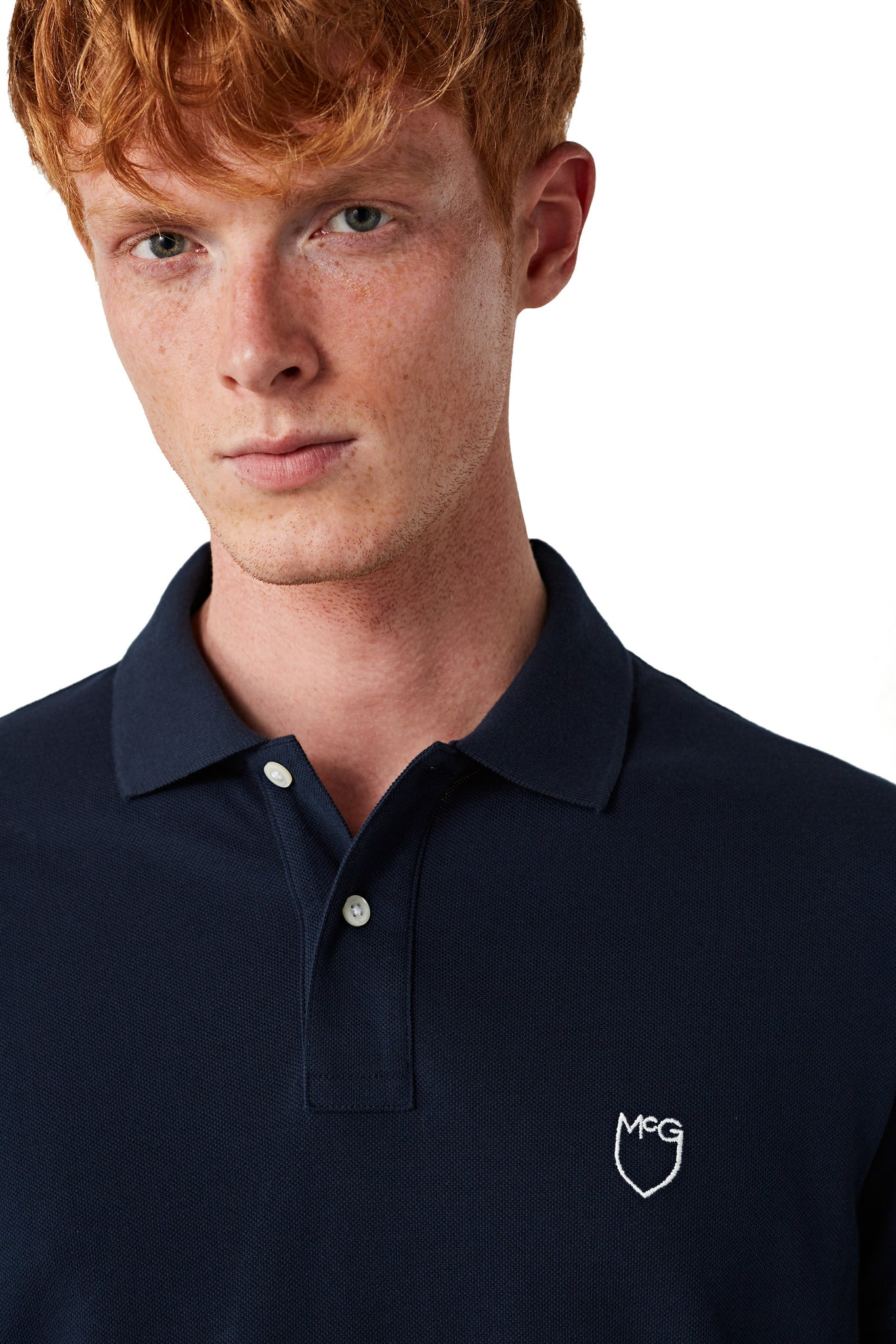 Classic Polo Regular Fit with McG shieldlogo