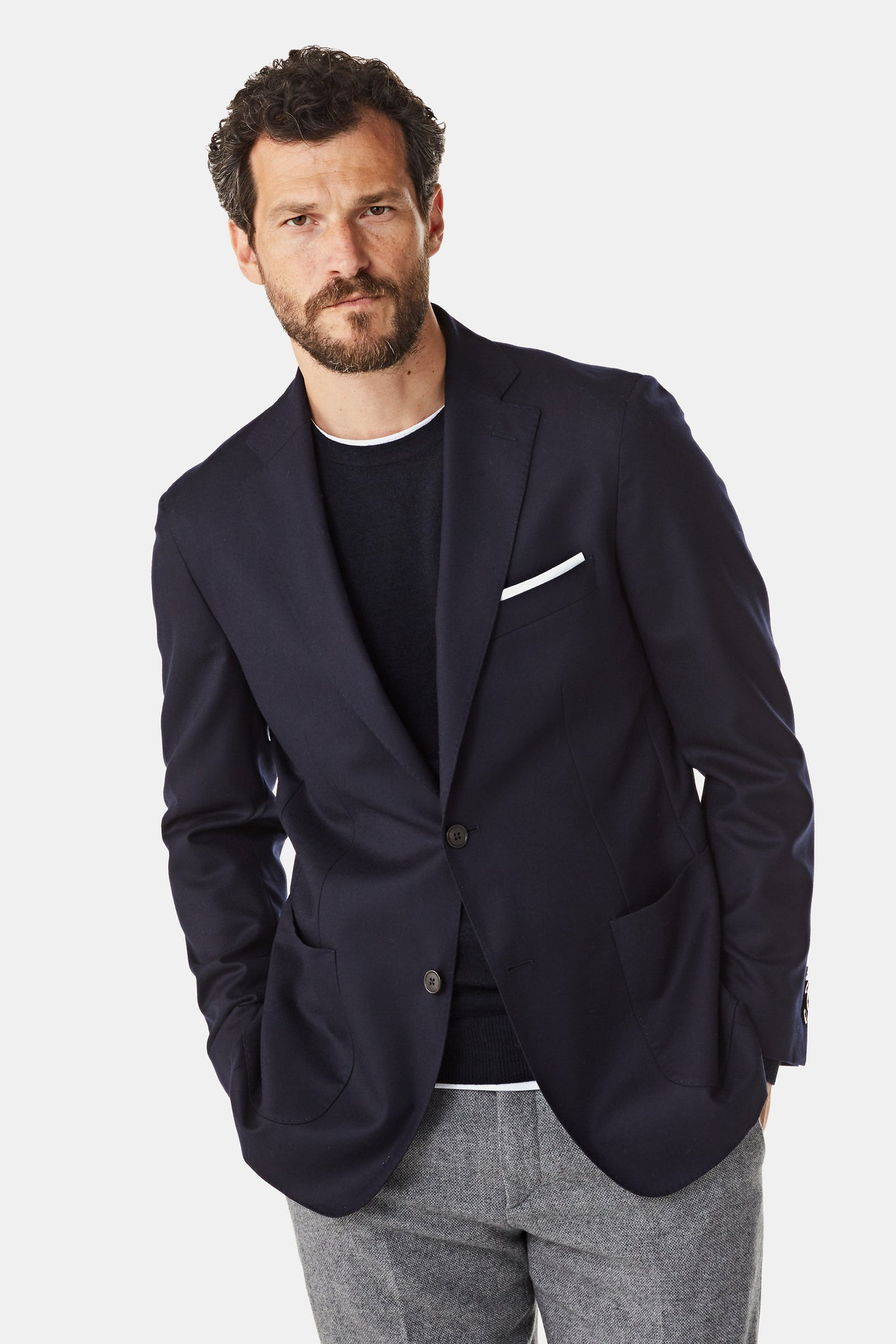 Classic Wool Blazer Regular fit