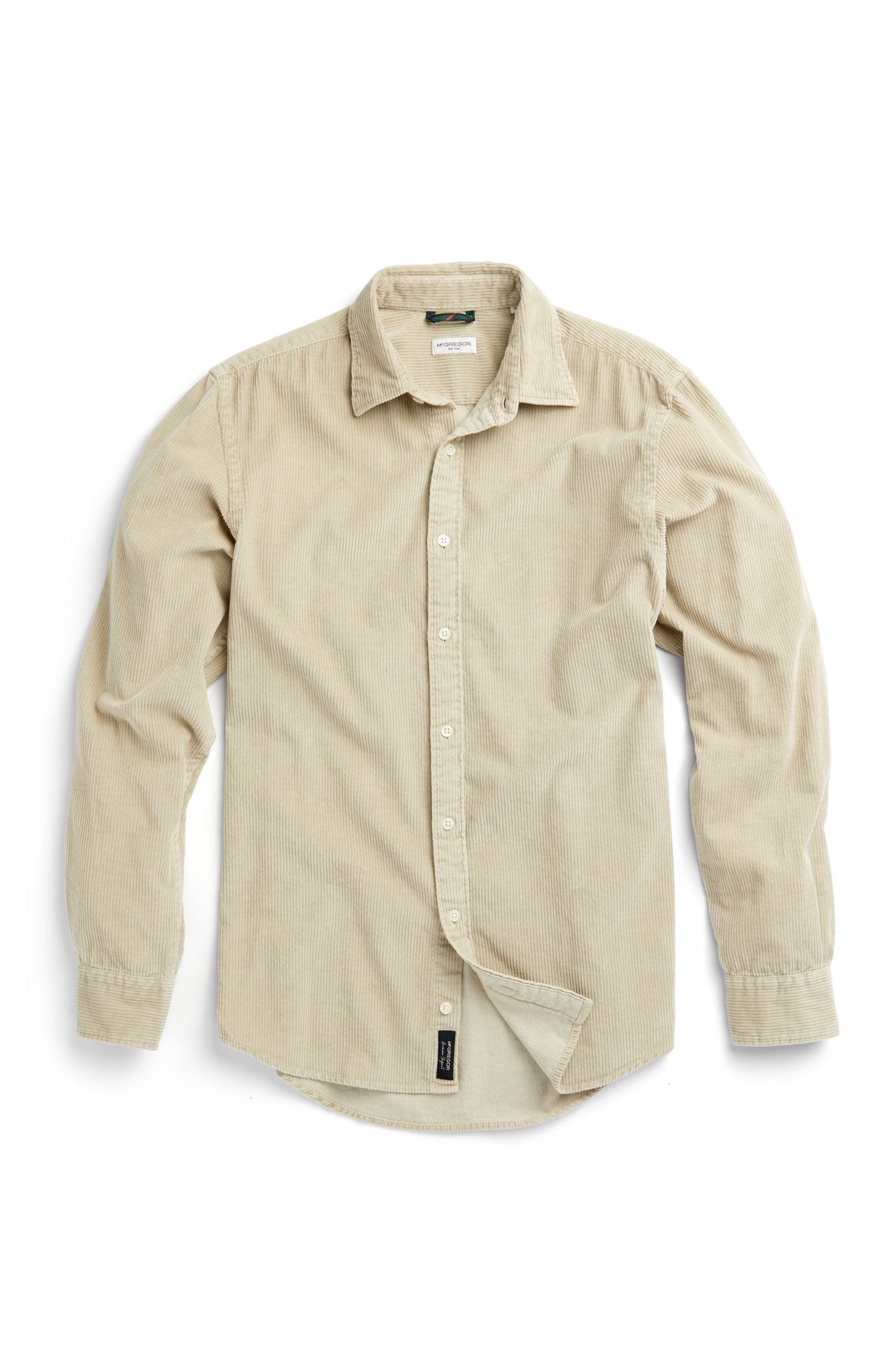 Corduroy Shirt Regular Fit