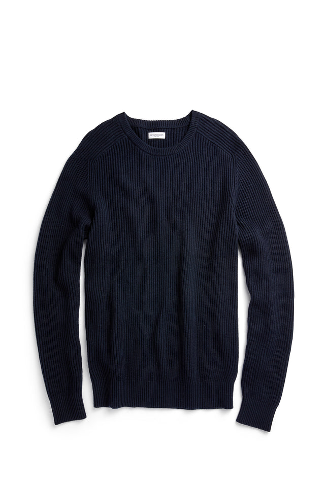 Sweater in Cotton Cashmere mix