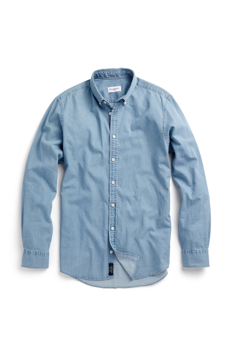 Denim Shirt in Regular Fit