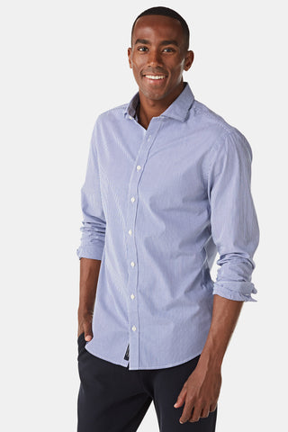 Fine Stripe Shirt Regular Fit