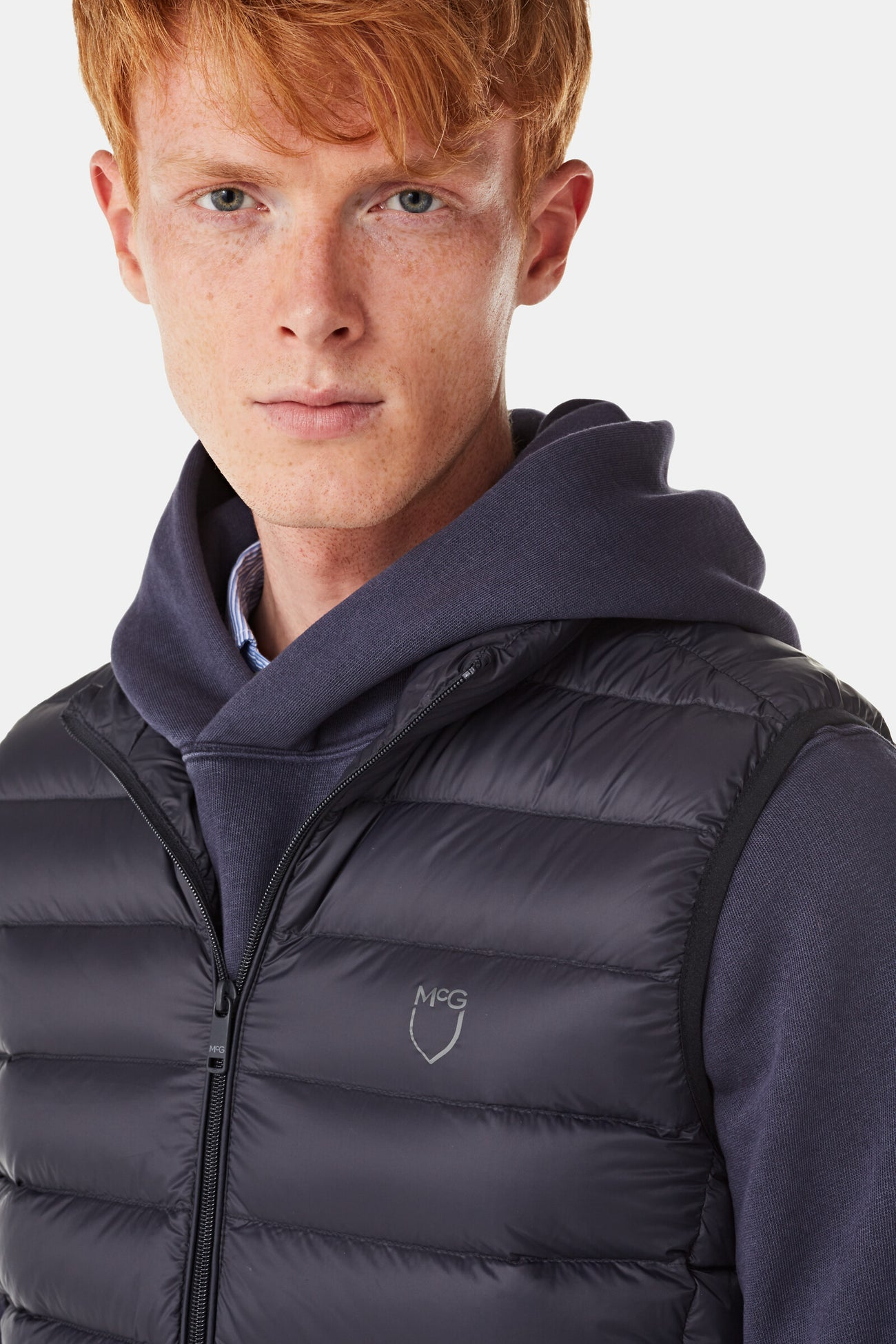 Lightweight Down Vest