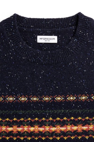 McFairisle Crew Sweater