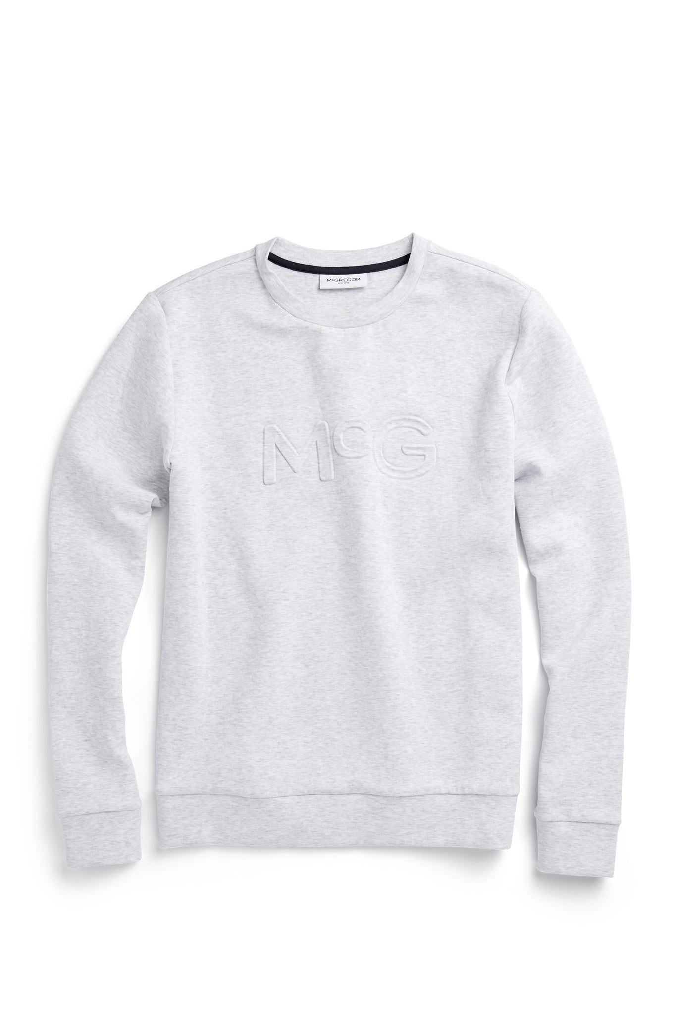 Cotton Sweat with McG logo