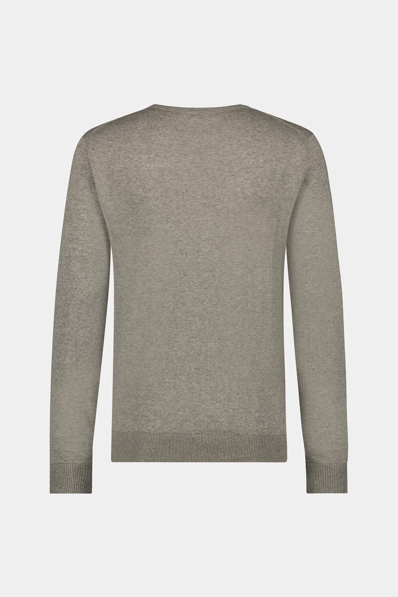 Crewneck sweater Cotton and linen