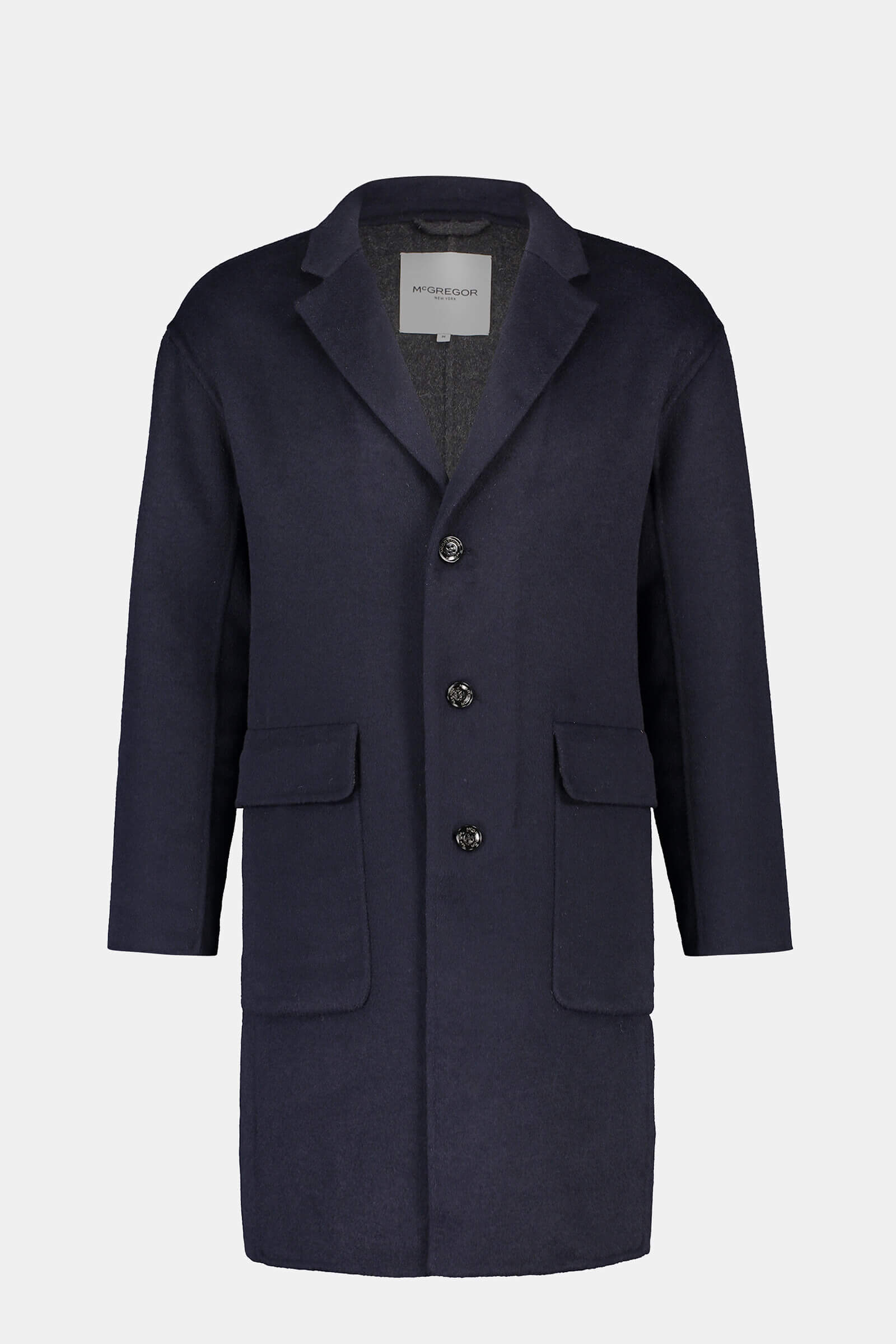 Double Face wool-blend Coat