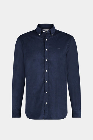 Regular Fit Fine Cord Shirt