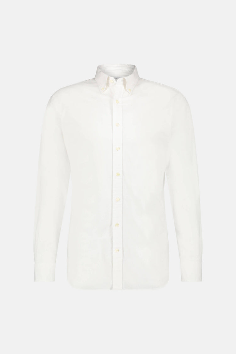Regular fit Oxford shirt stretch