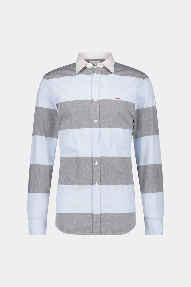 Regular Fit Rugby stripe shirt