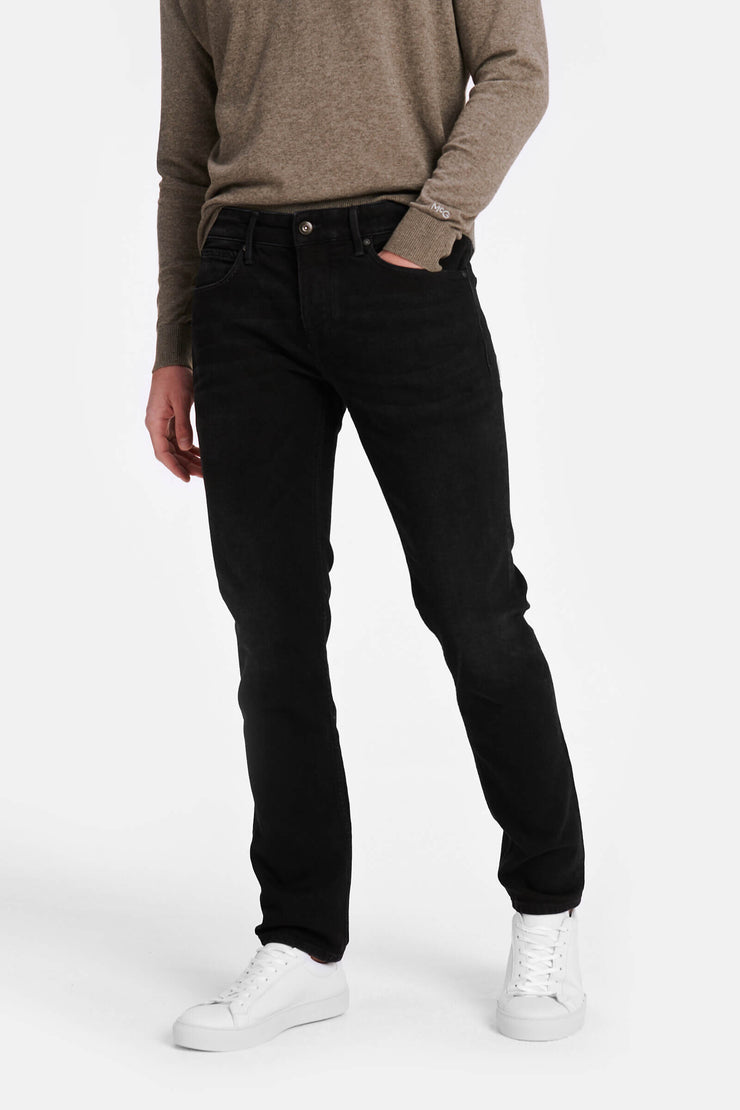 Slim fit jeans in Black Wash