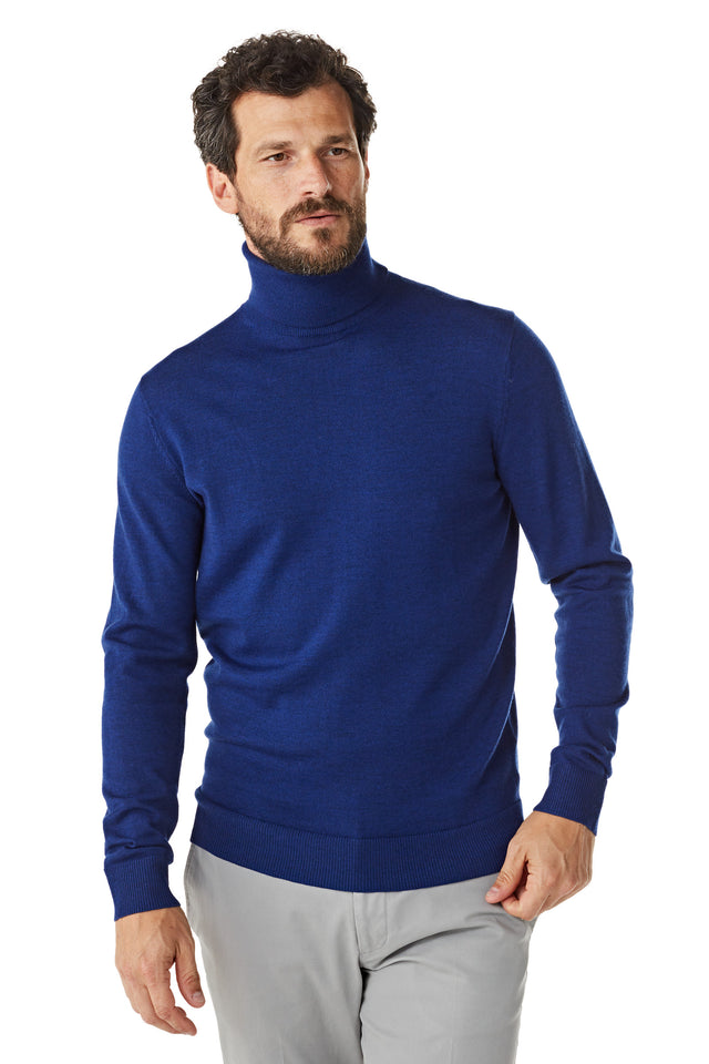 Merino Rollneck Sweater