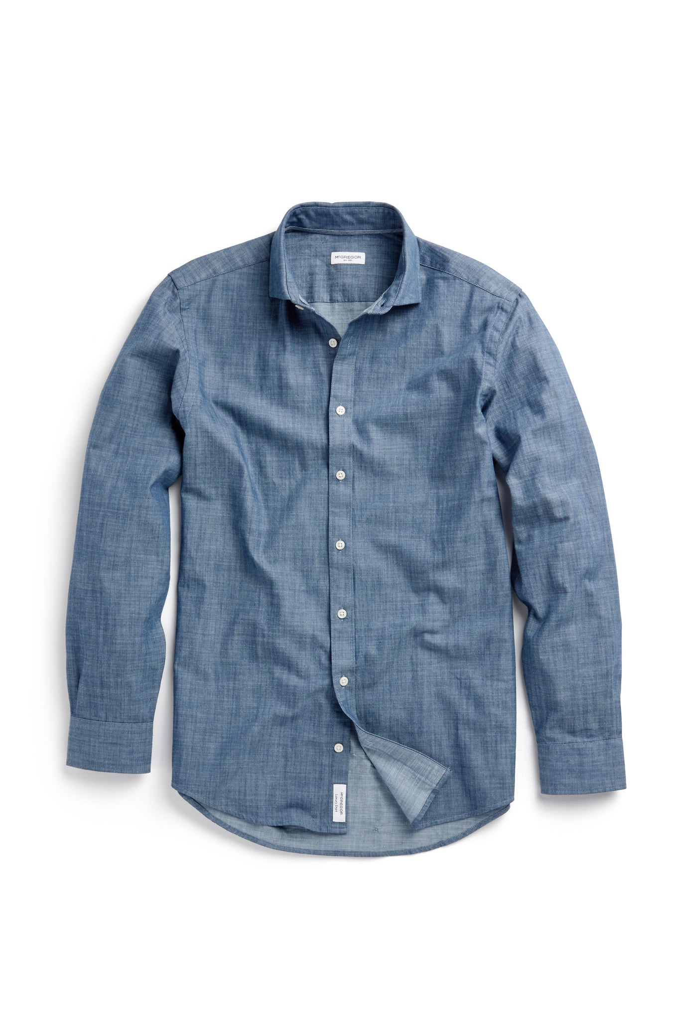 New York Denim Shirt Regular Fit