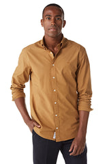 Papertouch Poplin Shirt in Regular Fit