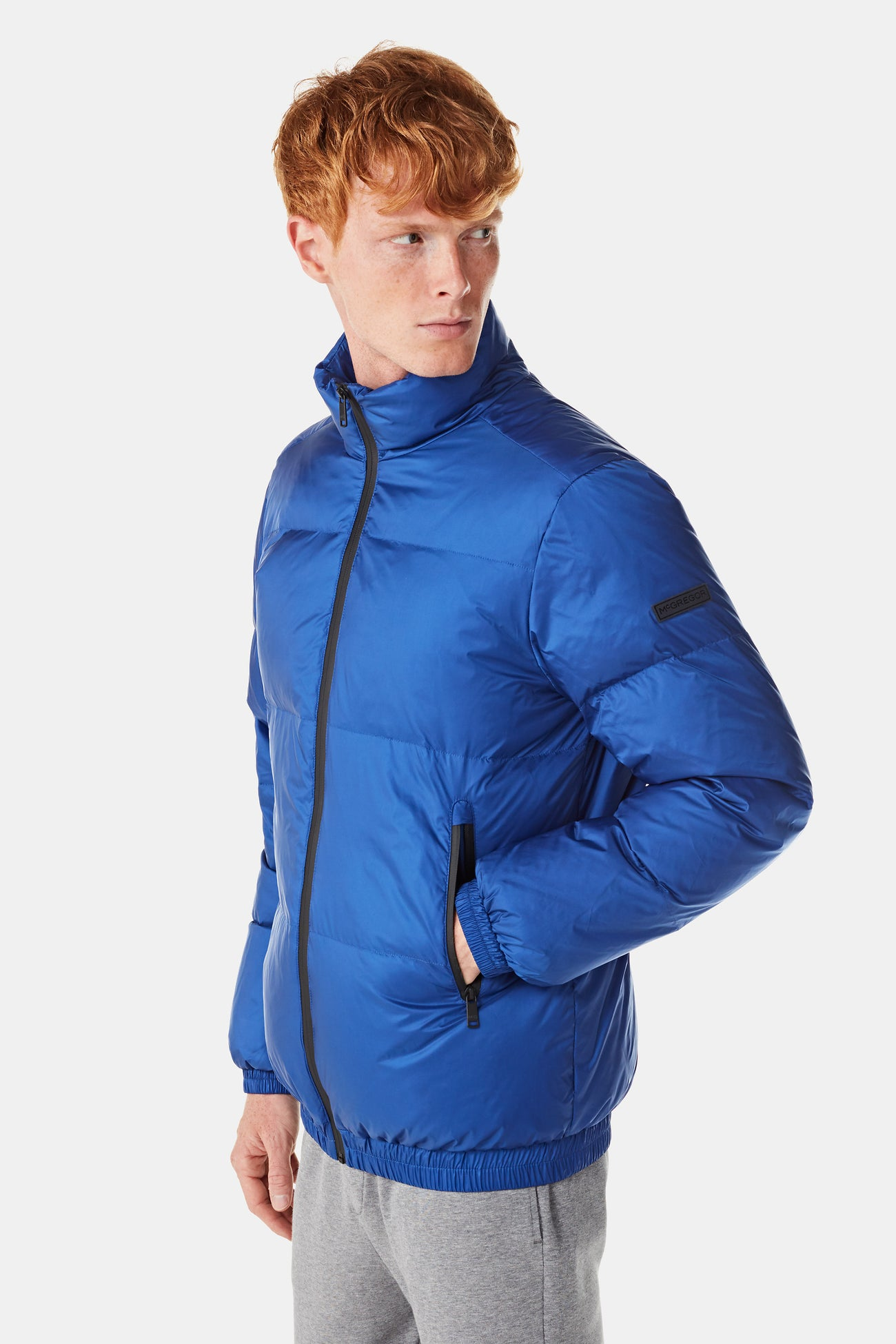 Puffy Down Jacket
