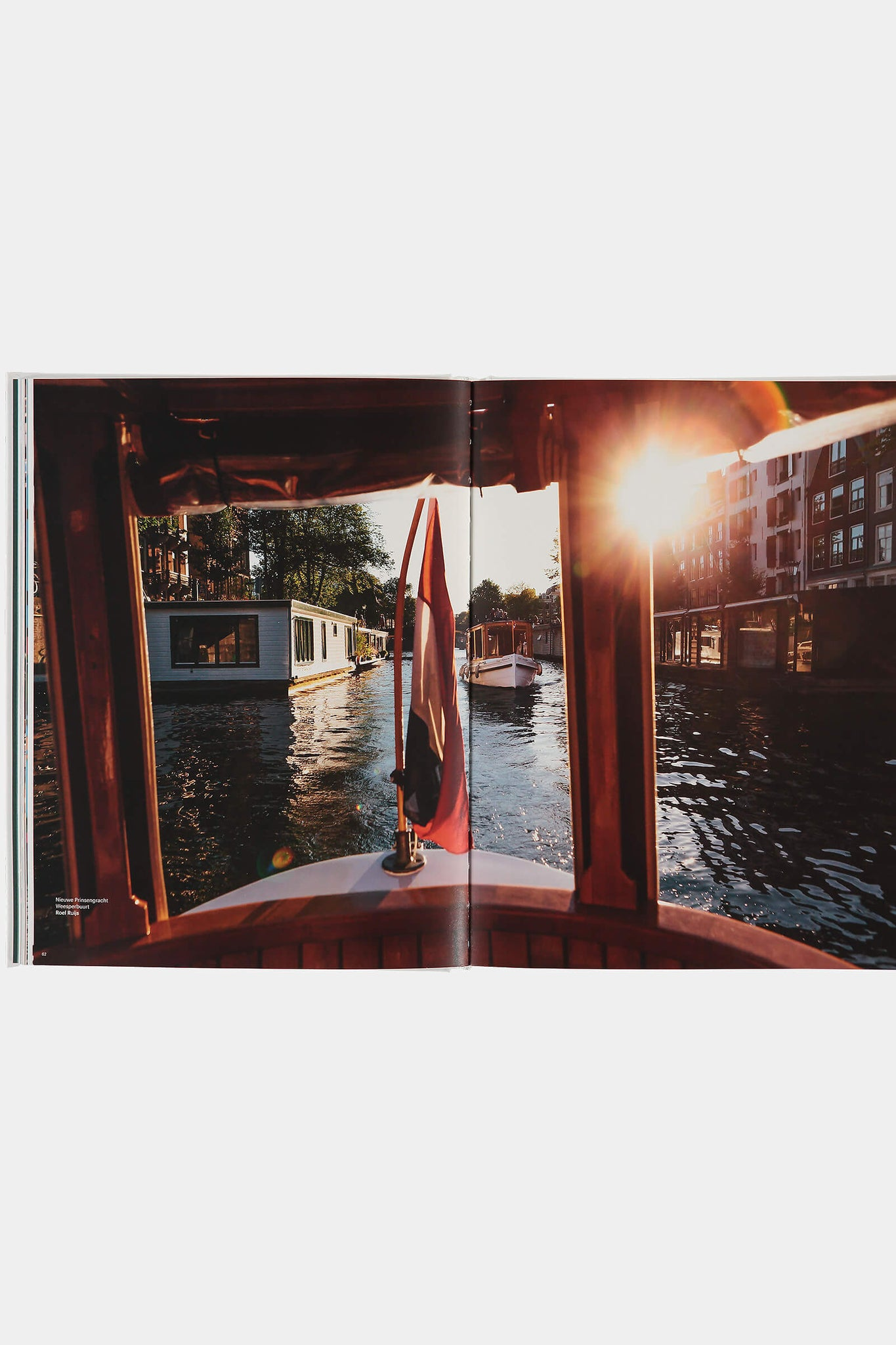 Streets of Amsterdam Book