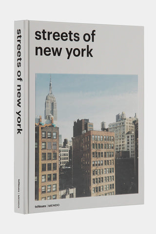 Streets of New York Book