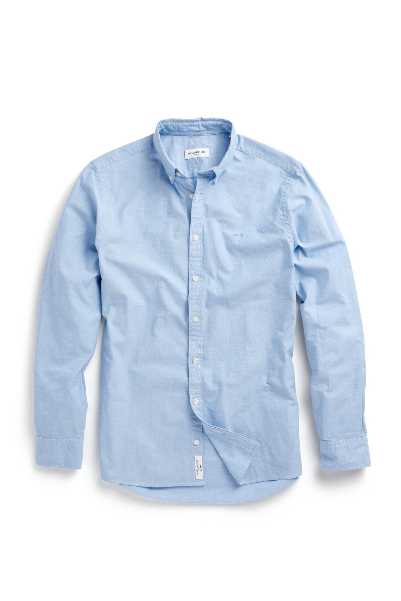 Oxford Shirt in Regular Fit with Stretch