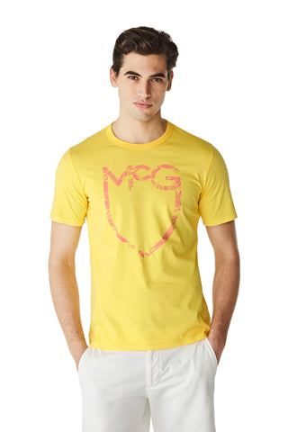 McG Regular fit T-shirt with logo rubber print