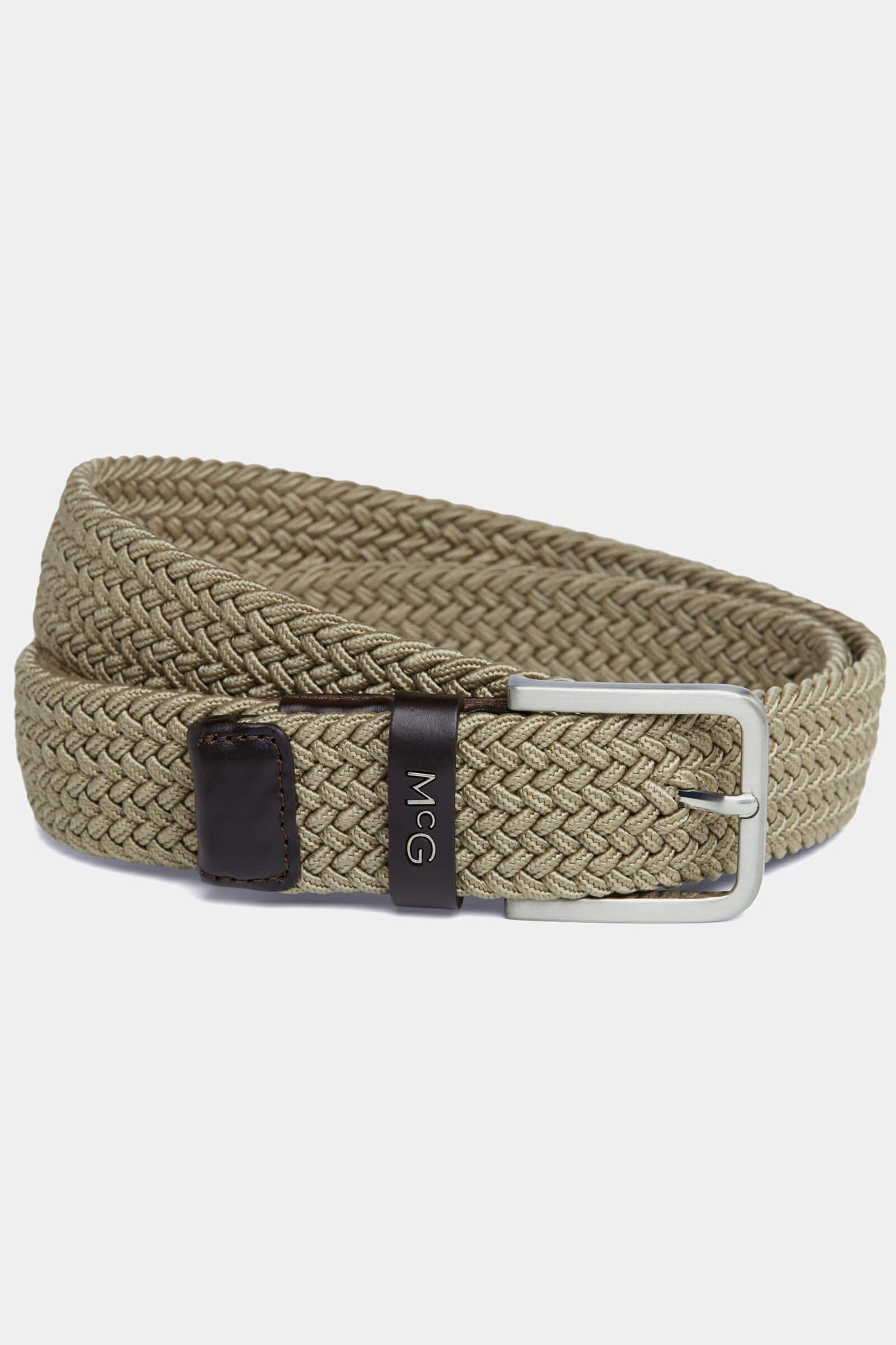 The McG Braided Belt