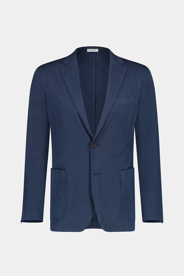 McG Regular fit cotton blazer