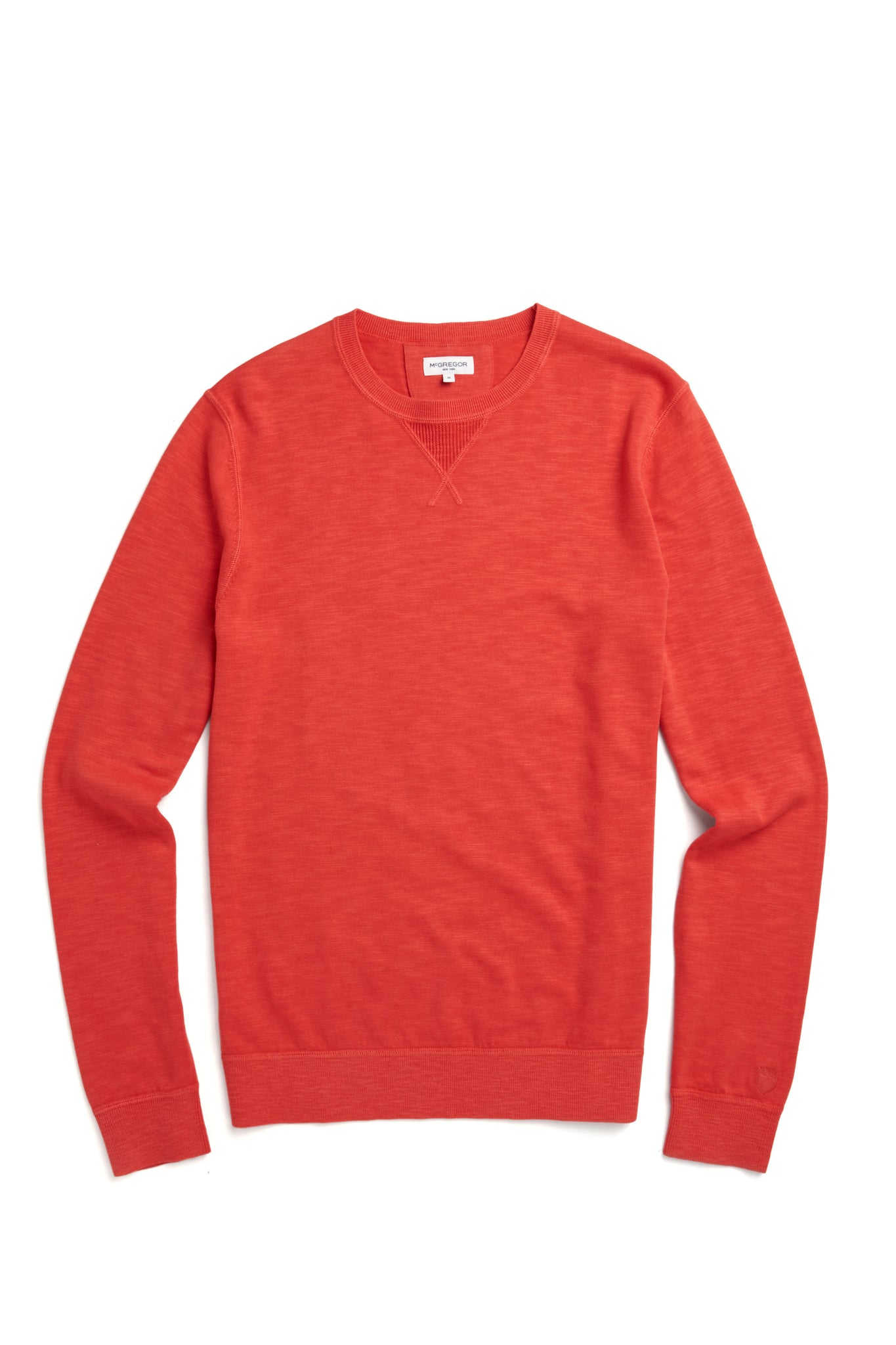 The McG Cotton GD Crew Sweater
