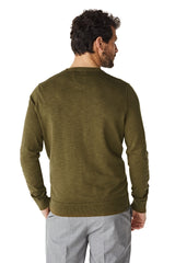 McG Crew neck sweater cotton