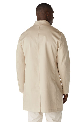 The McG Cotton Raincoat
