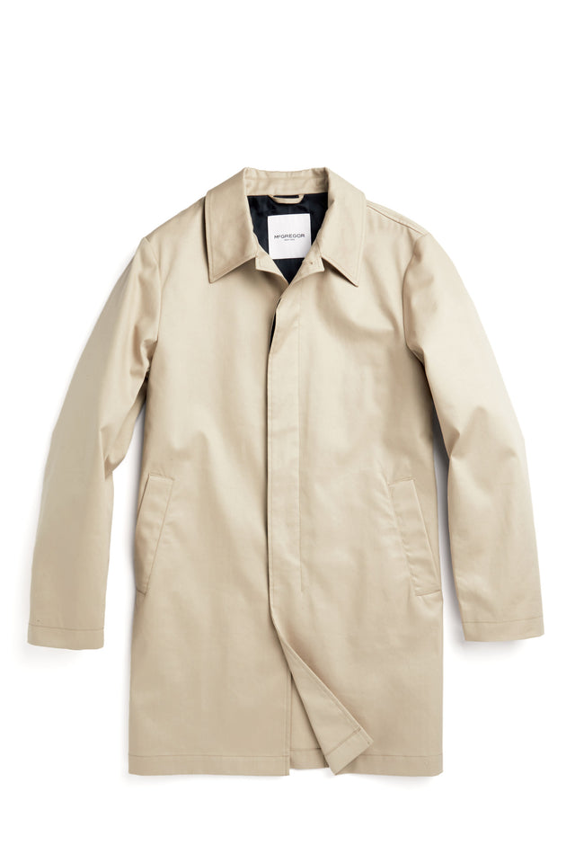McG Trench waterproof cotton