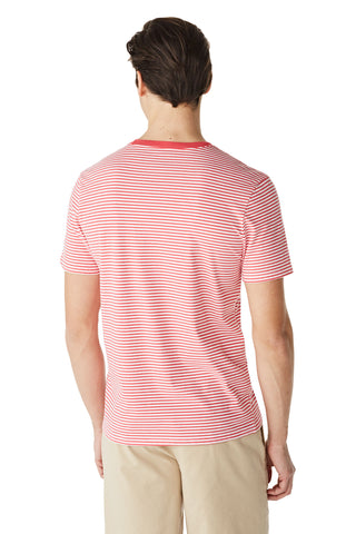 McG Regular fit T-shirt with nautical stripes