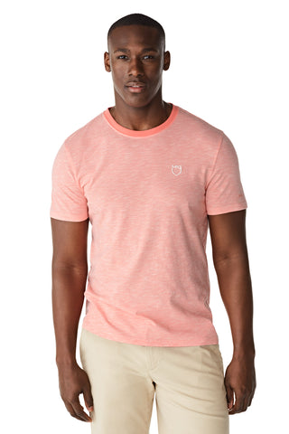 McG Regular fit T-shirt with fine striped pattern