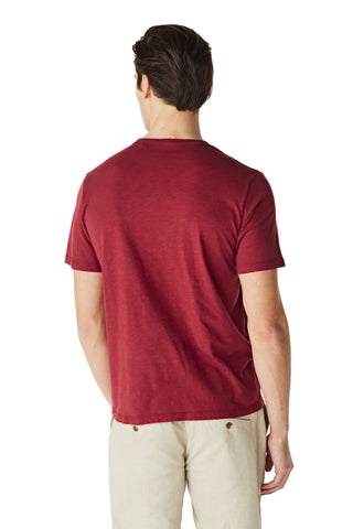 T-shirt cotton shirt pocket