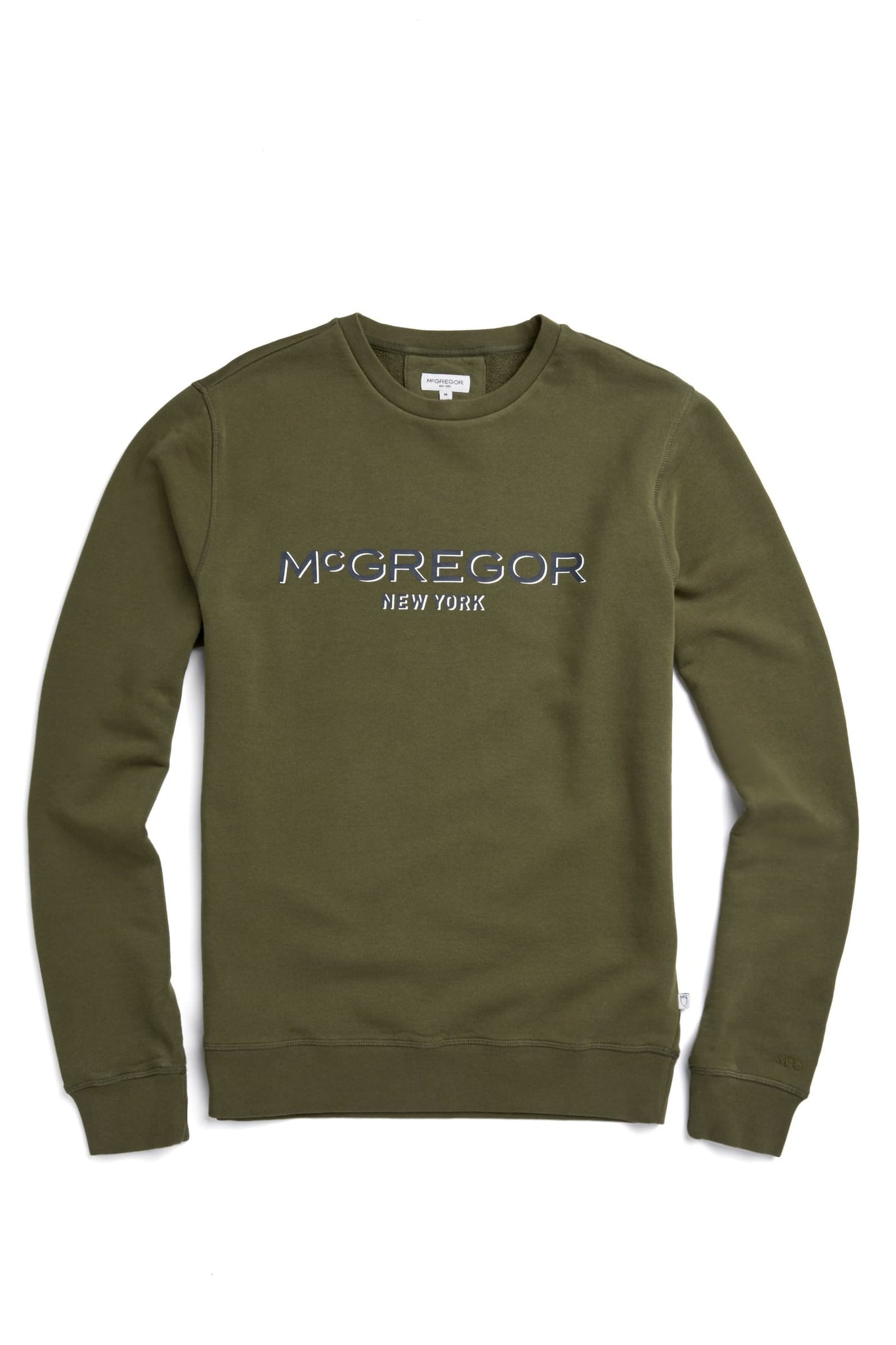 The McG Logo Crew Sweat