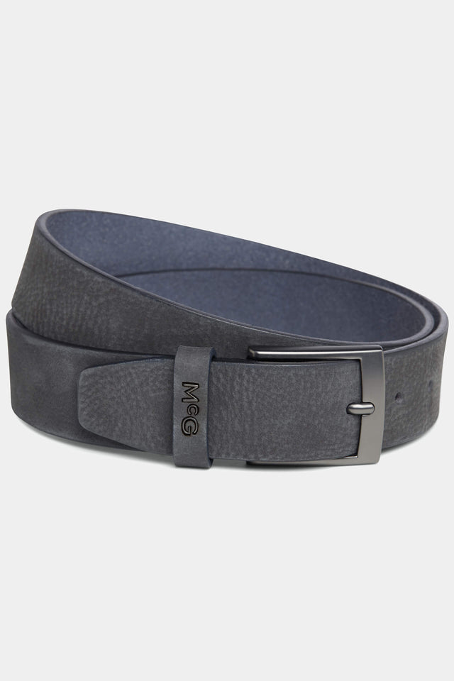 McG Belt matte leather
