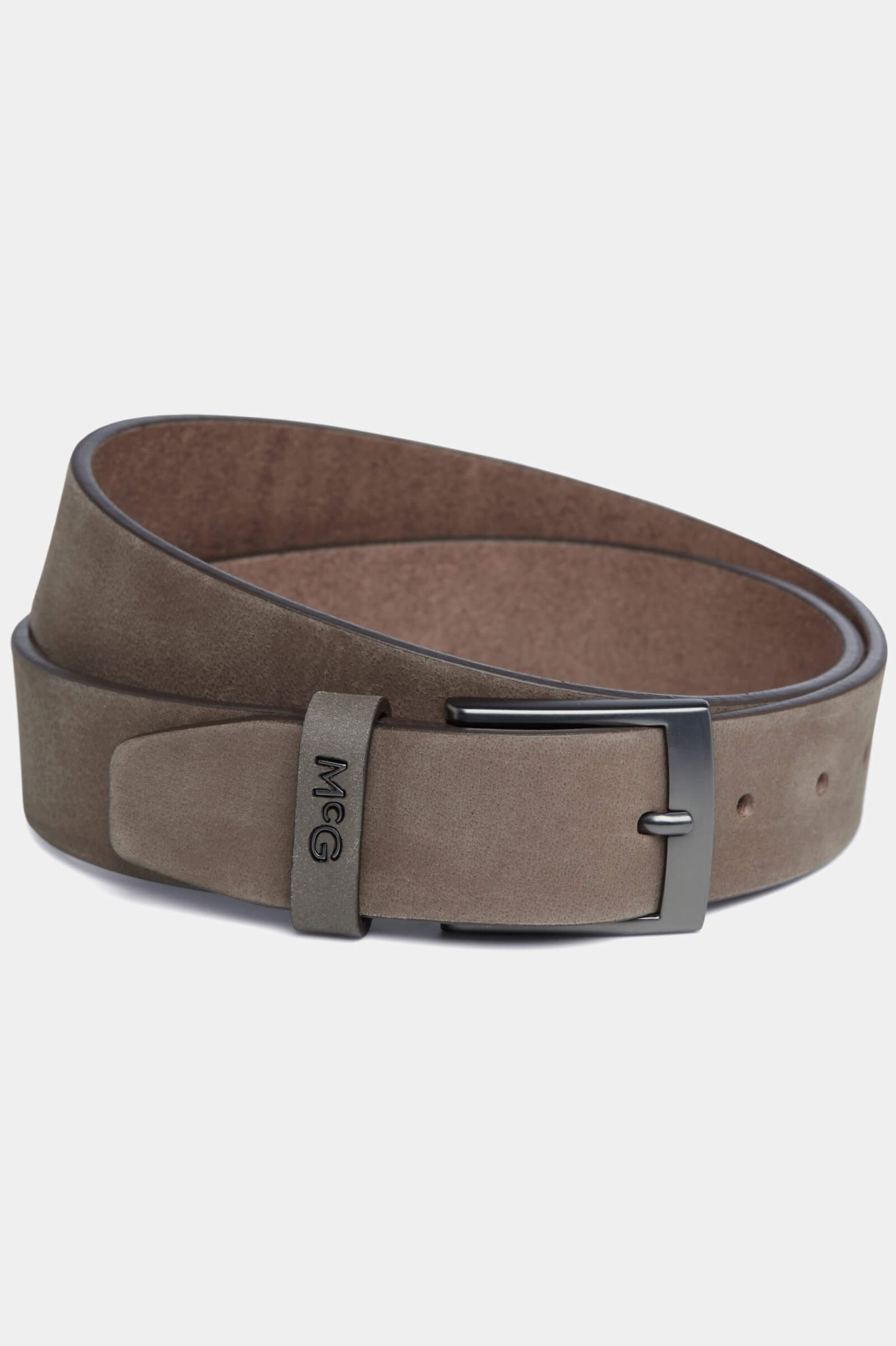 The McG Matt Leather Belt