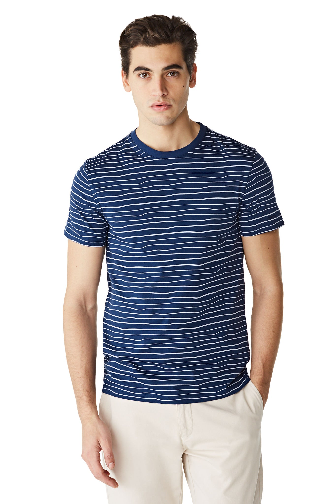 McG striped t-shirt cotton