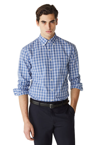 McG Regular fit shirt with blue diamond